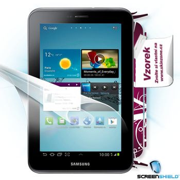 Fólie ScreenShield Samsung Galaxy Tab 2 7.0 P3100 ochrana displeje-displej+voucher na skin