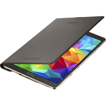 Samsung flipové pouzdro EF-DT700BS pro Galaxy Tab S 8.4, bronzově titanová