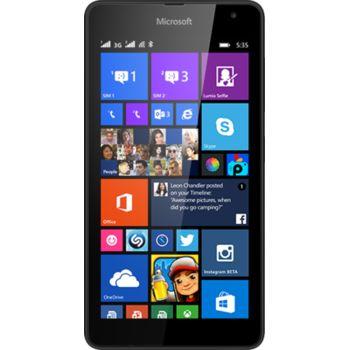 Microsoft Lumia 535, černá