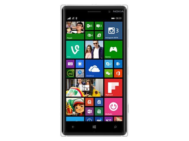 obsah balení NOKIA Lumia 830 zelená