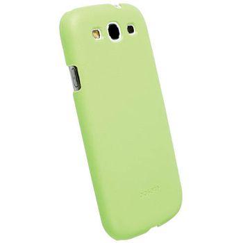 Krusell hard case - BioCover - Samsung i9300 Galaxy S III (světle zelená)