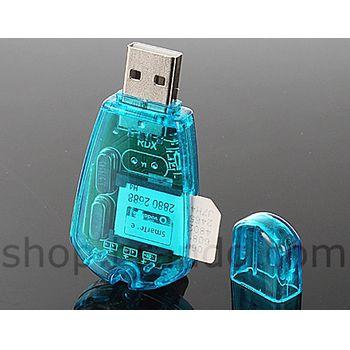 Brando USB čtečka SIM karty