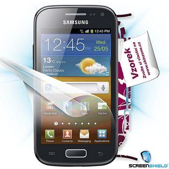 Fólie ScreenShield Samsung Galaxy Ace 2 i8160 ochrana displeje-displej+voucher na skin