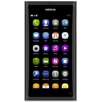 Nokia N9 Black, 16GB - rozbaleno, plná záruka