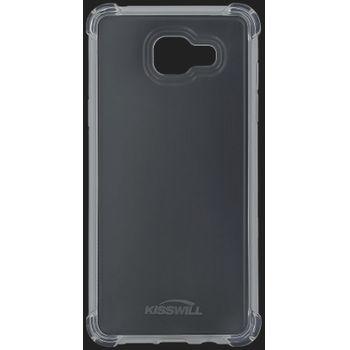 Kisswill Shock TPU pouzdro pro Samsung A510 Galaxy A5 2016, transparentní