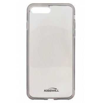 Kisswill TPU pouzdro pro iPhone 7 Plus, šedá