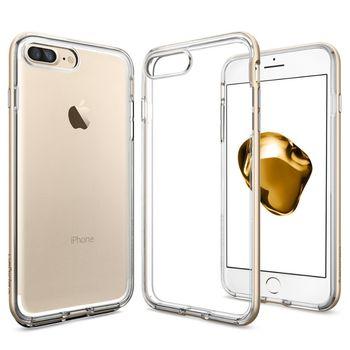Spigen ochranný kryt Neo Hybrid pro iPhone 7 plus, zlatá