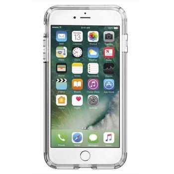 Spigen ochranný kryt Hybrid Armor pro iPhone 7 plus, stříbrná