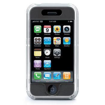 iLuv iCC74 pevné pouzdro pro iPhone3G/GS čiré