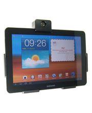 Brodit držák do auta na Samsung Galaxy Tab 2 10,1 GT-P7500 bez pouzdra, bez nabíjení, zámek