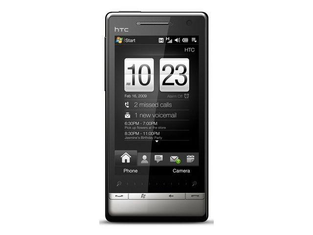 obsah balení HTC Touch Diamond 2 Cz