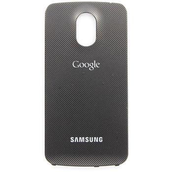 Náhradní díl kryt baterie pro Samsung Galaxy Nexus i9250, černý
