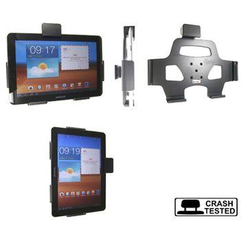 Brodit držák do auta na stěnu, černý - Samsung Galaxy Tab 10,1 GT-P7500 bez nabíjení