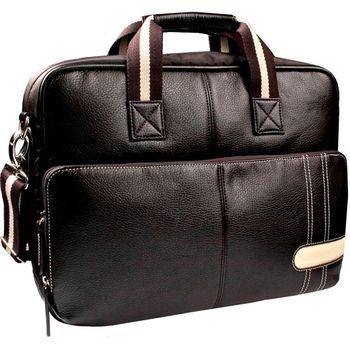 "Krusell Gaia Laptop taška na notebook - do 16"" - hnědá"