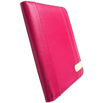 Krusell pouzdro Gaia iPad - růžová