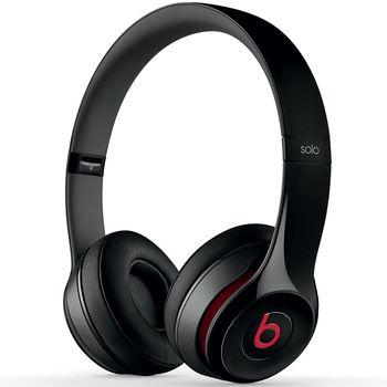 Beats sluchátka Solo 2, černá