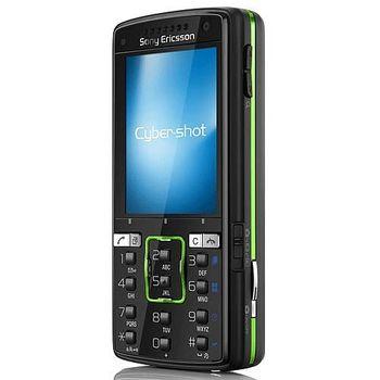 Sony Ericsson K850i Green