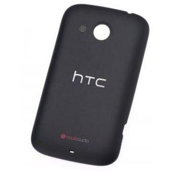 Náhradní díl kryt baterie pro HTC Desire C, černý