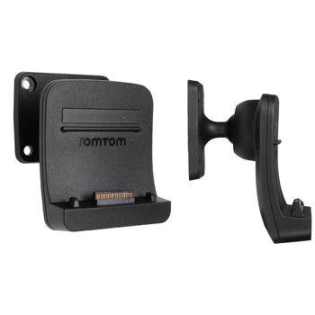 Brodit držák do auta pro TomTom GO 500 new, 600, 5000, 6000 s průchozím konektorem