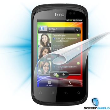 Fólie ScreenShield HTC - Explorer Pico - displej