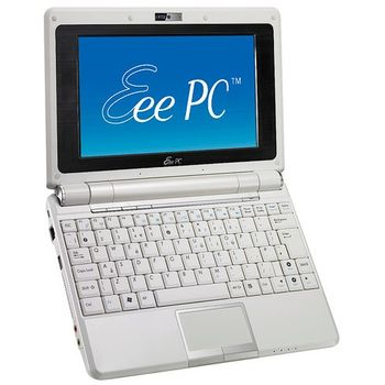 "ASUS Eee 904HA 8.9""/intATOM/1GB/160GB/802bg/Cam/XPH bílá"