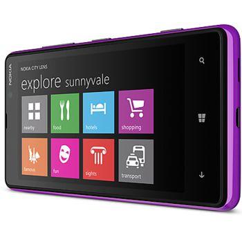 Nokia Lumia 820 Magenta