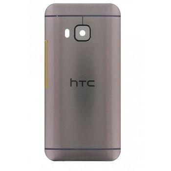 Náhradní díl na HTC ONE M9 zadní kryt šedý