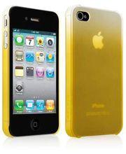 Belkin Apple iPhone 4/4S Ultra Thin Fade, žlutá