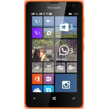 Microsoft Lumia 532 DS oranžová