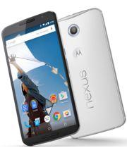 Motorola Nexus 6 32GB, bílá, rozbaleno