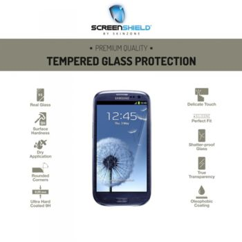 Temperované sklo ScreenShield pro Samsung Galaxy S III