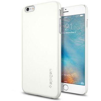 Spigen pouzdro Thin Fit pro iPhone 6S Plus, čiré