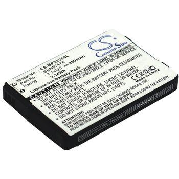 Baterie pro Motorola MPX 220 Li-pol 3,7V 850mAh