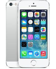 Apple iPhone 5S 16GB, stříbrný, předváděcí ks, záruka 24 měsíců
