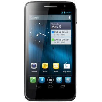ALCATEL ONETOUCH 8008D Dual SIM Scribe HD černá
