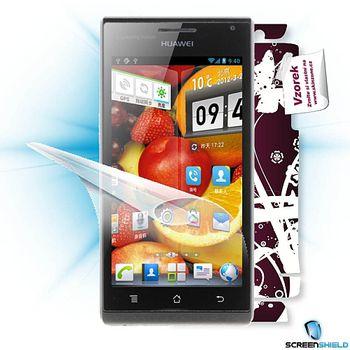 Fólie ScreenShield Huawei Ascend P1 S - celé tělo