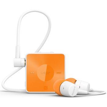 Sony SBH20 Stereo Bluetooth Headset - oranžová