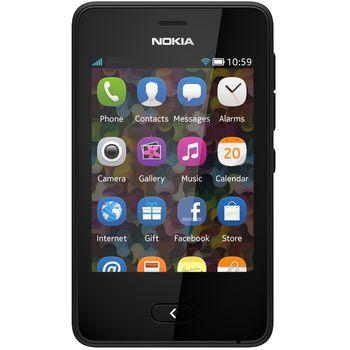 Nokia Asha 501 Single SIM, černá