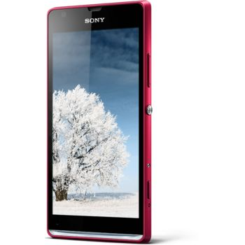 Sony Xperia SP - červená