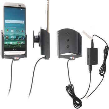 Brodit držák do auta na HTC One M9 bez pouzdra, se skrytým nabíjením