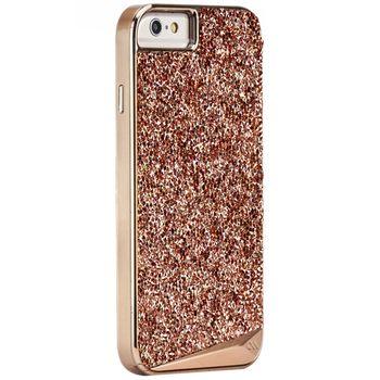 Case Mate ochranný kryt Brilliance Case pro Apple iPhone 6 Plus/6S Plus, růžový