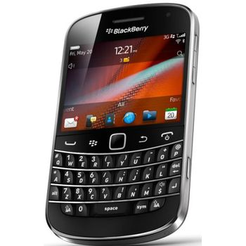 BlackBerry 9900 Bold Charcoal Black QWERTY