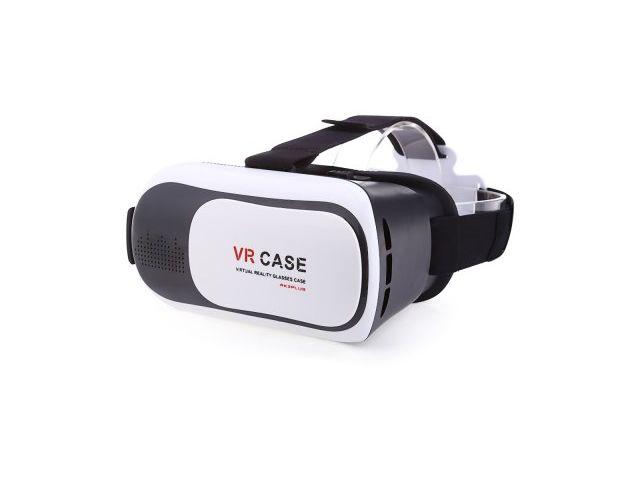 obsah balení VR brýle pro virtuální realitu + dálkový ovladač