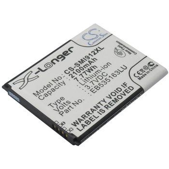 Baterie pro Samsung Grand Neo Duos i9060 2100mAh Li-ion