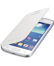 Samsung flipové pouzdro EF-FG350NW pro Galaxy Core Plus, bílé