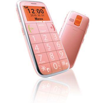Aligator A500i Junior - telefon pro holky, růžová