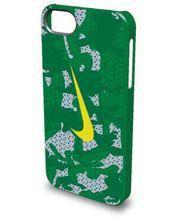 Nike Camo kryt pro iPhone 5/5S, zeleno šedý