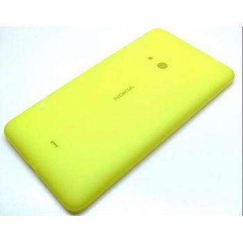 Náhradní díl kryt baterie pro Nokia Lumia 1320,  žlutý
