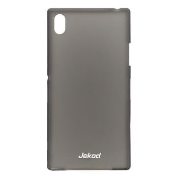 JEKOD TPU  Pouzdro Ultrathin 0,3mm Black pro Sony D5803 Xperia Z3compact