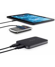Belkin záložní zdroj a nabíječka Battery Pack 4000mAh/2xUSB (vč. micro&mini USB kabelů) - F8M160cw